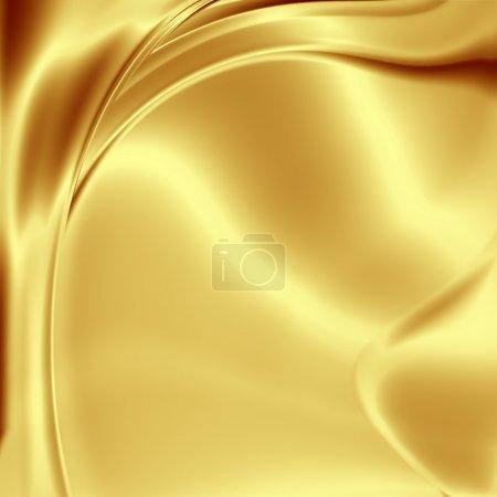 Golden artistic grunge